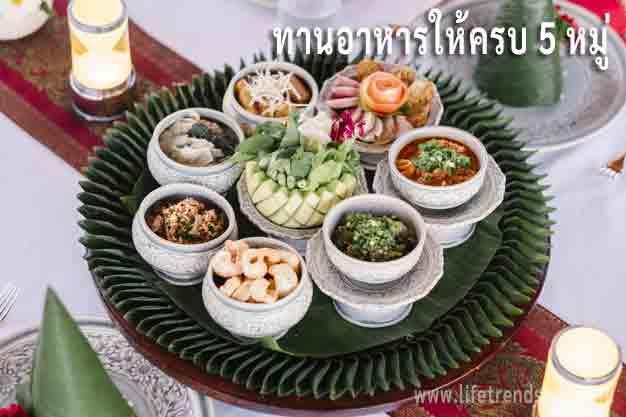 ผู้สูงอายุ ควรทานอาหารครบ 5 หมู่ ป้องกัน เชื้อโควิด19