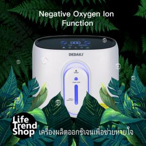 เครื่องช่วยหายใจ oxygen concentrator