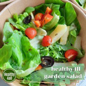 ็Healthy4all garden salad